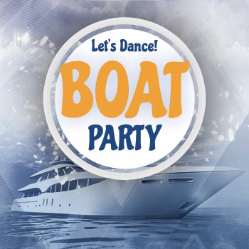 Let's Dance at the Rotary Boat Party